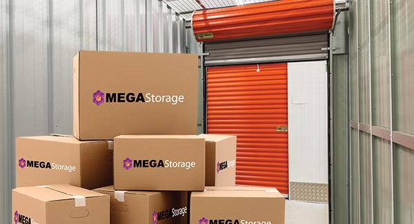 self storage units in Panama